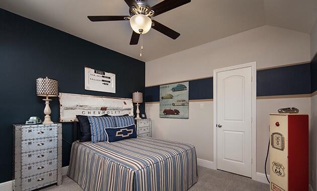 Secondary Bedroom - Design 7802