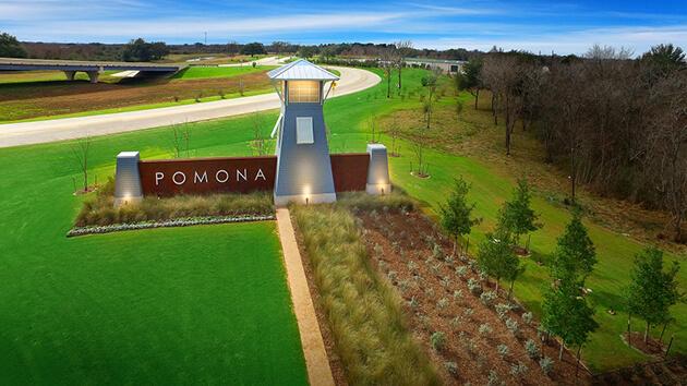 Pomona - Entry