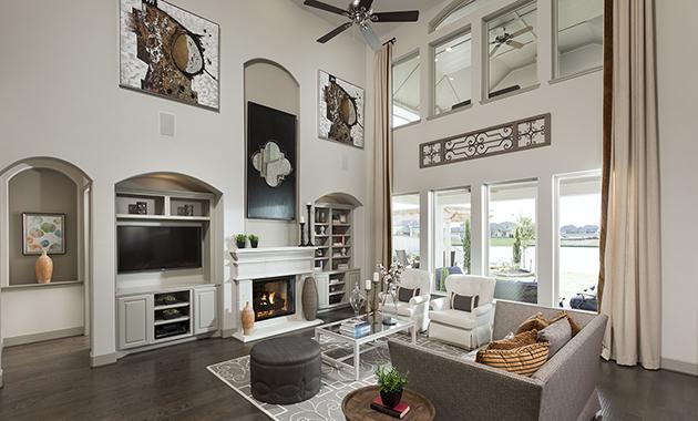 Family Room - Design 7297