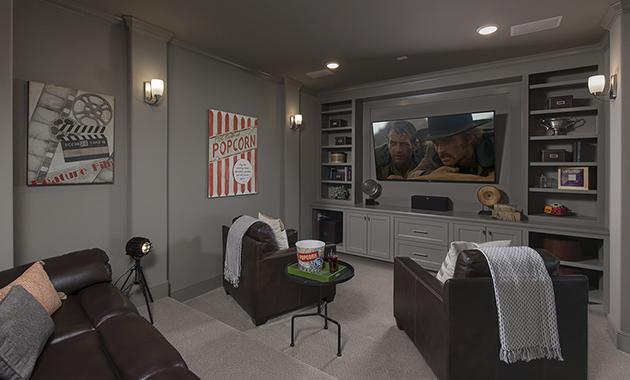 Media Room - Design 7297