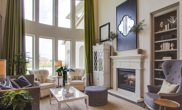 Living Room - Design 8264