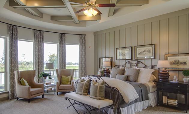 Master Bedroom - Design 8264