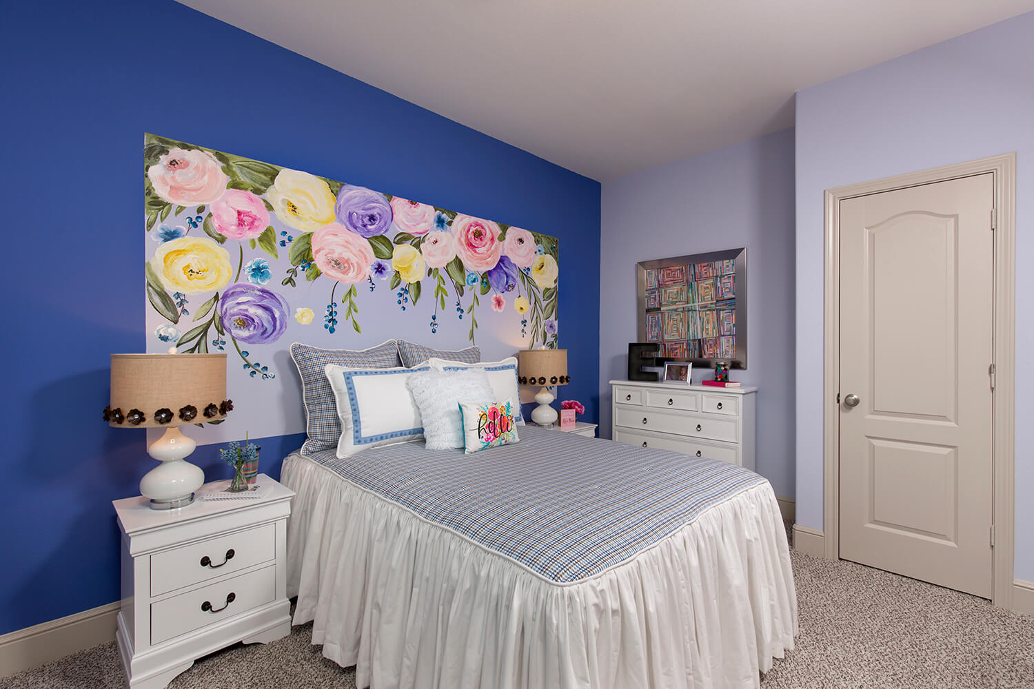 Bedroom - Lindsay (6495 Plan)