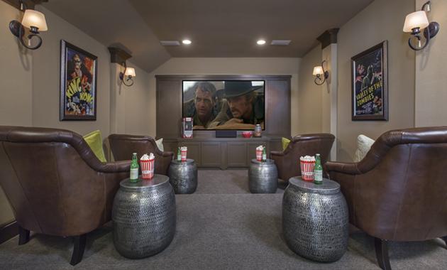 Media Room - Design 7302
