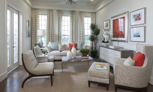 Living Room - The Versailles (Design 3130)