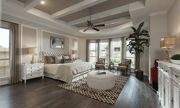 Master Bedroom - Design 8264