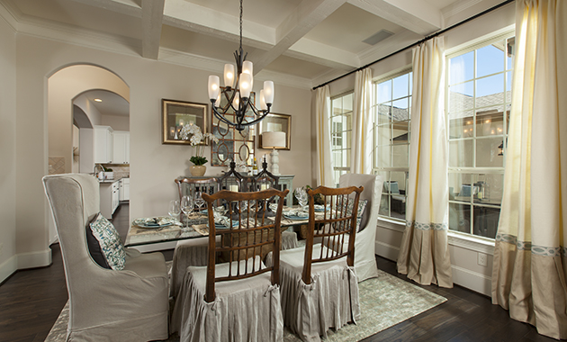 Dining Room - Design 8264