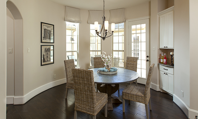Breakfast Nook - Design 8264