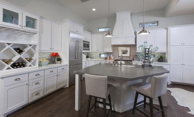 Kitchen - The Versailles (Design 3130)