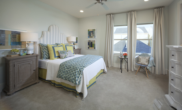 Guest Room - The Versailles (Design 3130)