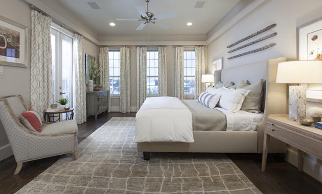 Master Bedroom - The Versailles (Design 3130)