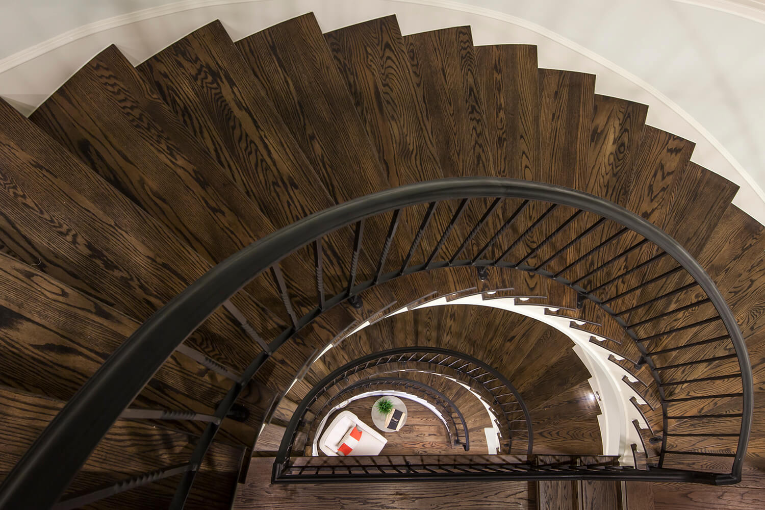 Spiral Staircase - The Versailles (Design 3130)
