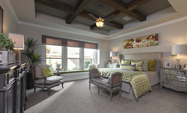 Design 6473 - Master Bedroom