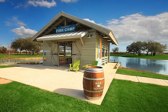 Pomona - Fish Camp