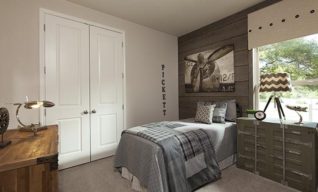 Secondary Bedroom - The Burkburnett II (Design 2480)