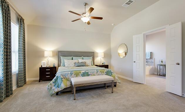 Master Bedroom - Design 2356