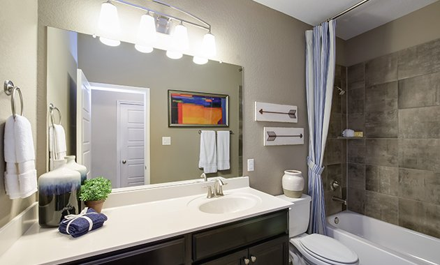 Bathroom 2 - The Burlington (2356 Plan)