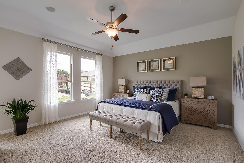 Master Bedroom - The Burlington (Design 2356)