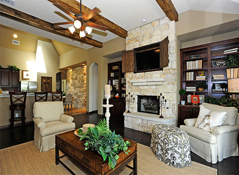Family Room - Design 6348