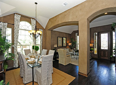 Dining Room - Design 6348