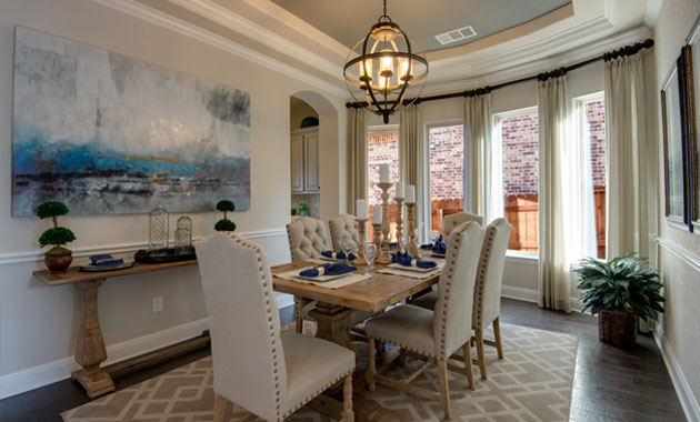 Dining Room - Design 3653