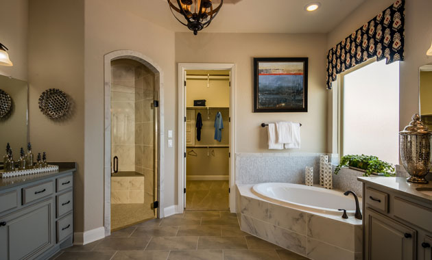 Master Bathroom - Design 3653