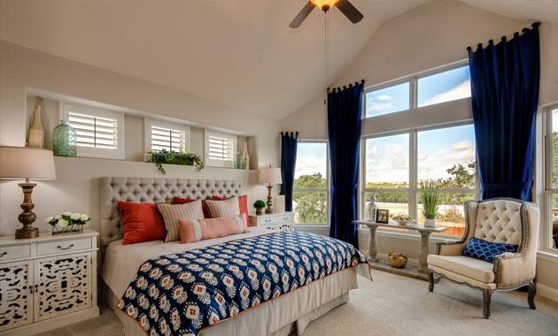 Master Bedroom - Design 3653