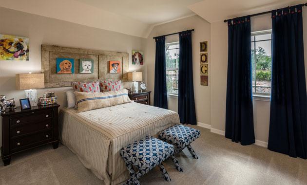 Secondary Bedroom - Design 3653