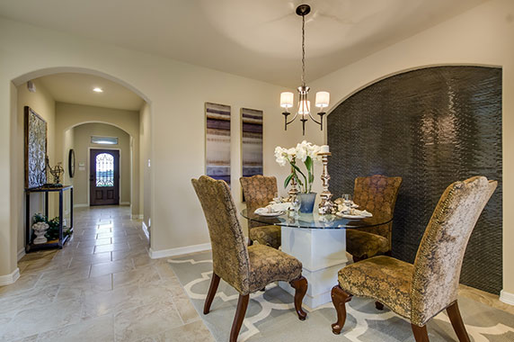 Dining Area - The Windom (2394 Plan)
