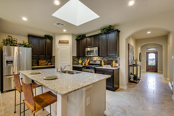 Kitchen - The Windom (2394 Plan)