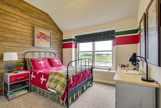 Secondary Bedroom - The Windom (2394 Plan)