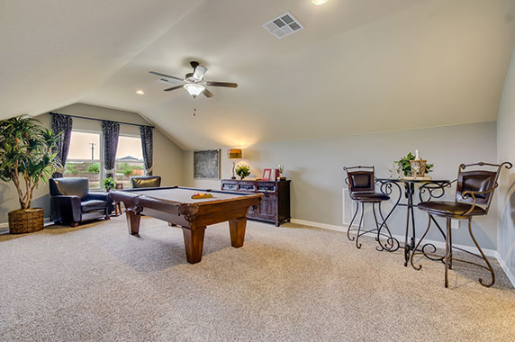 Game Room - The Windom (2394 Plan)
