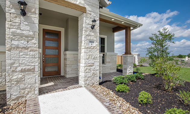 Entry Porch - Design 2539