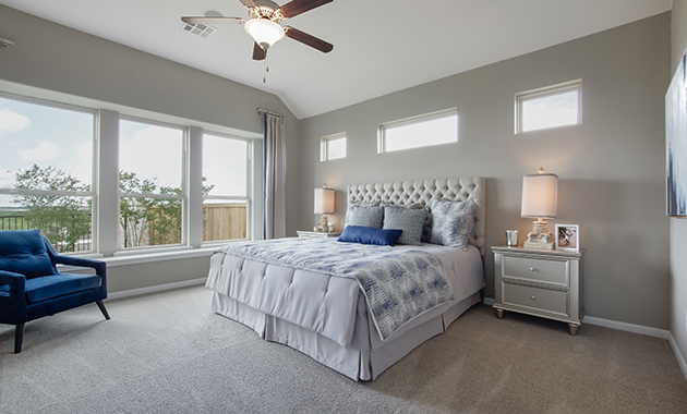 Master Bedroom - Design 2539