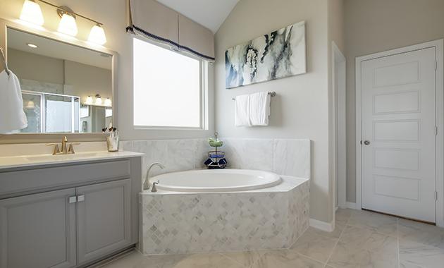 Master Bath - Design 2539