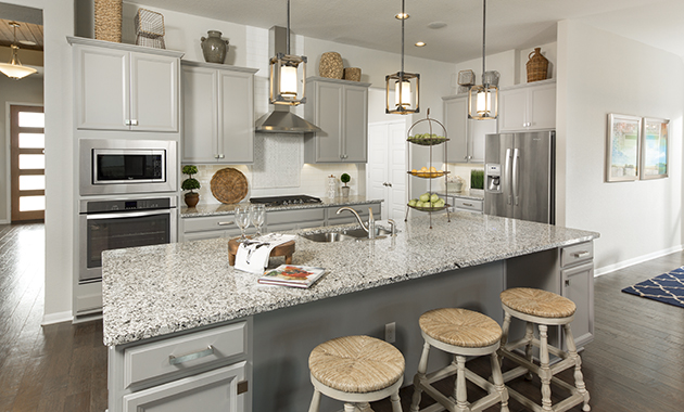 Kitchen - The Calvert (Design 2539)