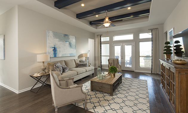 Family Room - The Calvert (Design 2539)