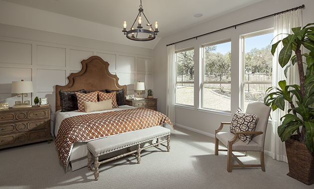 Master Bedroom - Design 2430