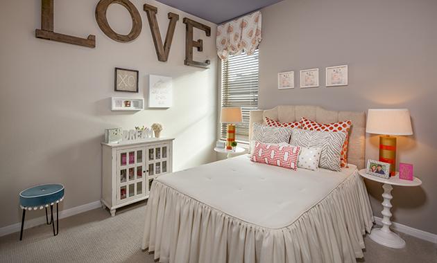 Third Bedroom - Design 2430