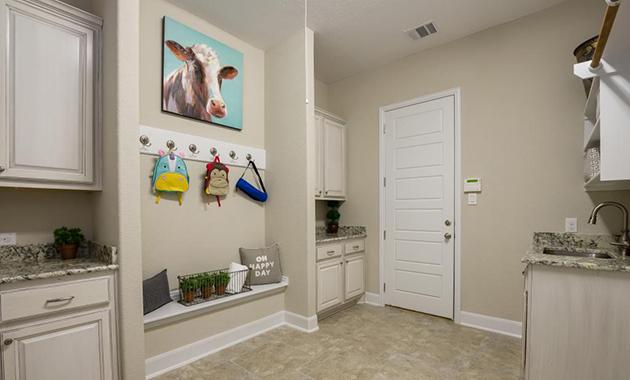 Mud Room - Design 3513
