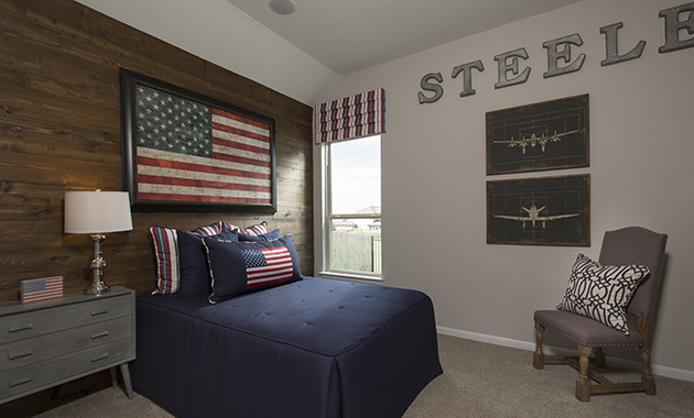 Secondary Bedroom - The Calvert (Design 2539)