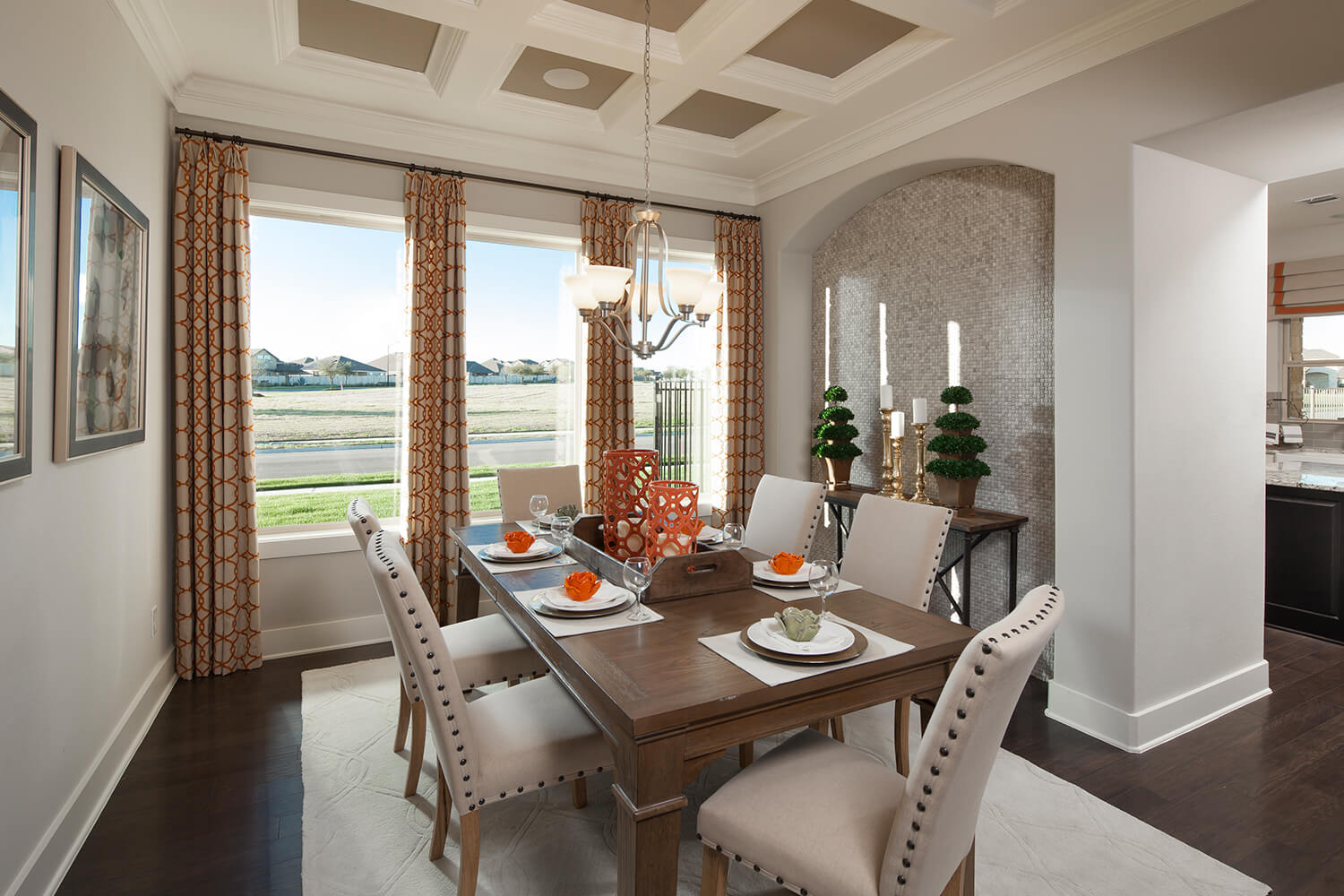 Dining Room - The St. Charles (Design 4095)