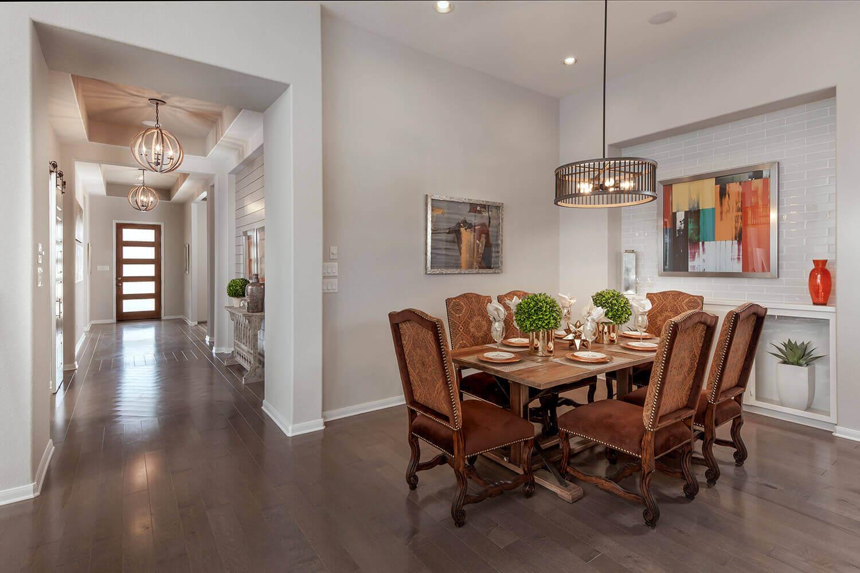 Dining Room - Design 2430