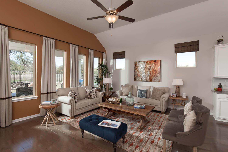 Family Room - Design 2430