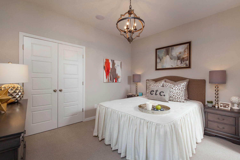 Secondary Bedroom - Design 2430
