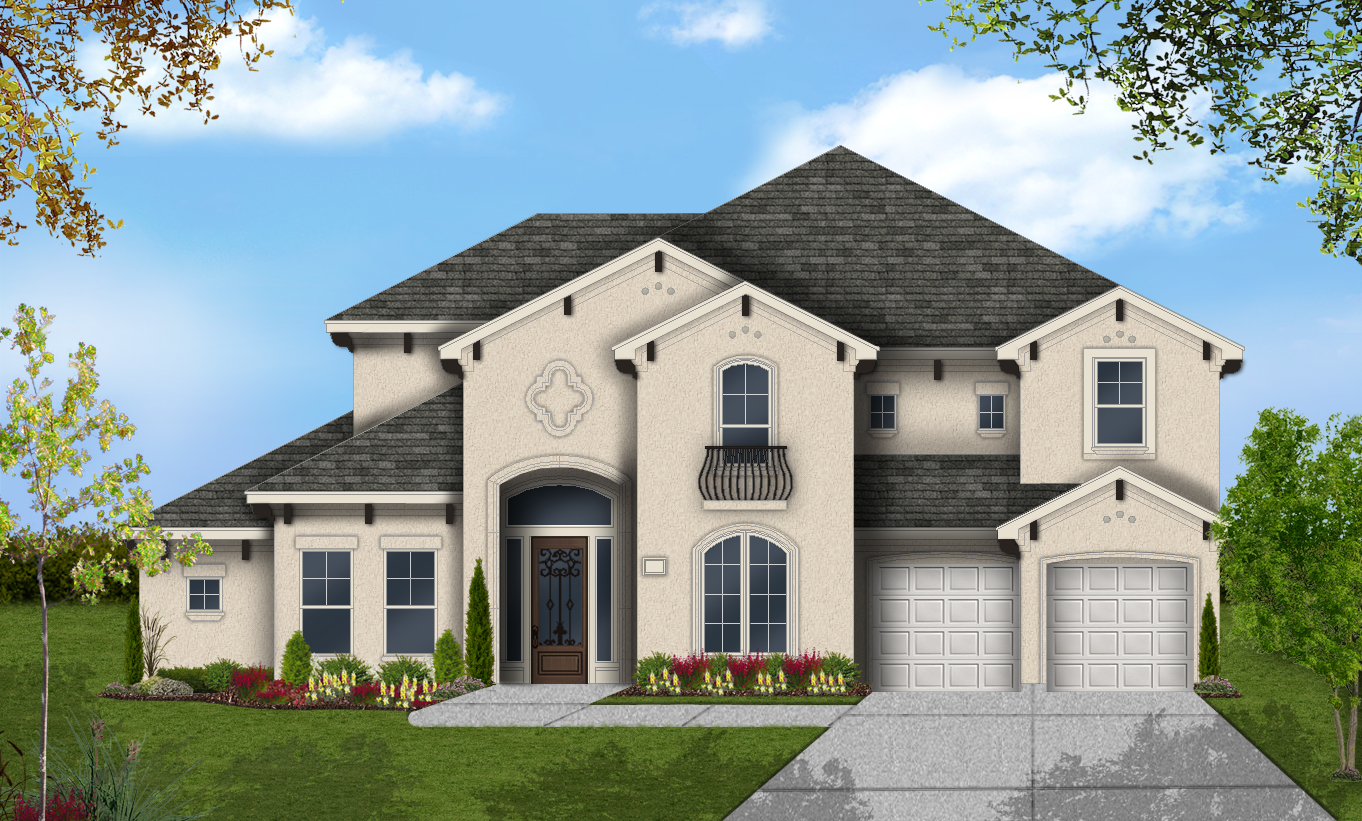 New homes in woodforest montgomery tx coventry homes for Coventry home builders