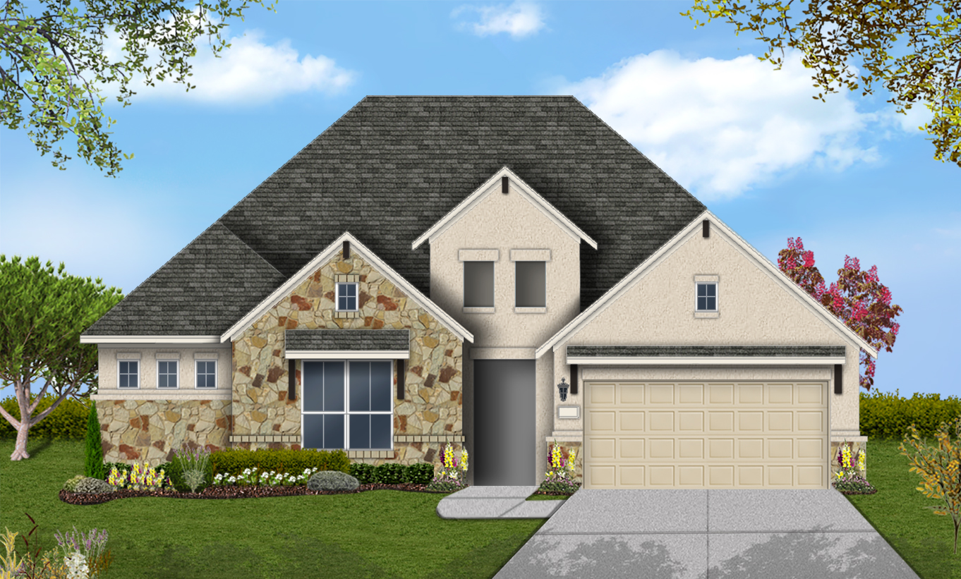New homes in wolf ranch georgetown tx coventry homes for Coventry homes floor plans