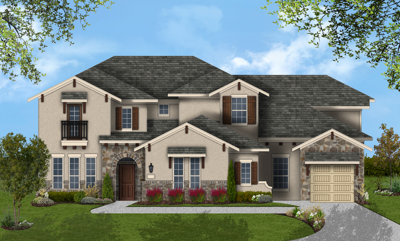 New homes in rim rock driftwood tx coventry homes for Coventry home builders