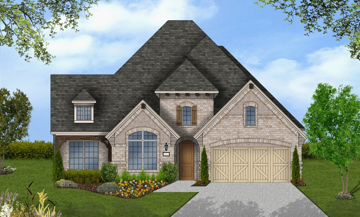 Floor Plan Toledo Bend | Dallas ,TX | Plantation Homes