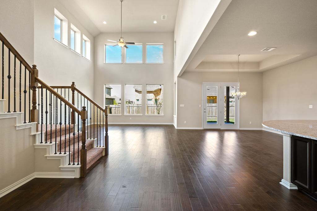 Entry / Family Room